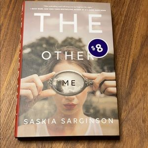 Hardcover book - The Other Me